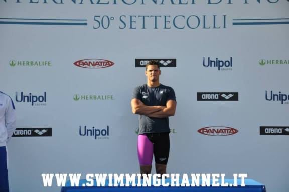 Florent Manadou - Ph.Swimmingchannel.it 2013