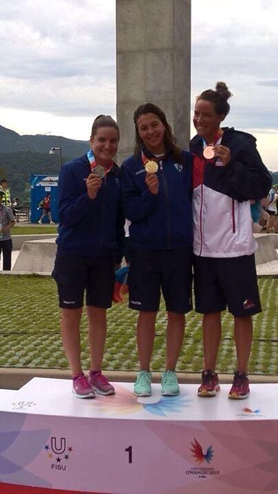 Arianna Bridi e Ilaria Raimondi oro e argento nella 10 km alle Universiadi