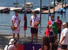 Emanuele Russo bronzo nella 5km agli Eurojunior