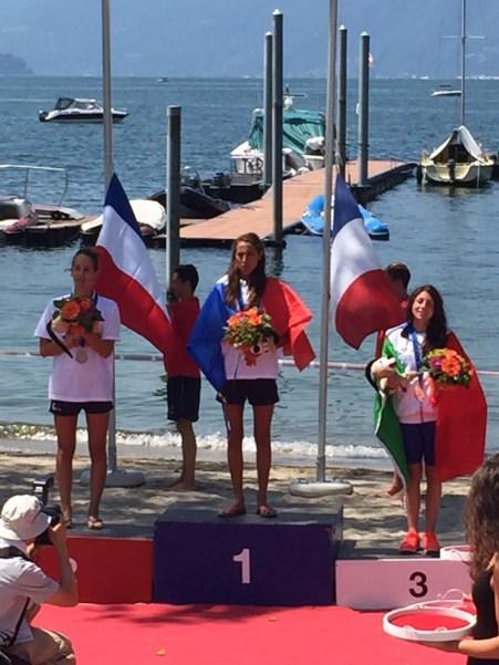 Carlotta De Mattia bronzo nella 5km agli Eurojunior