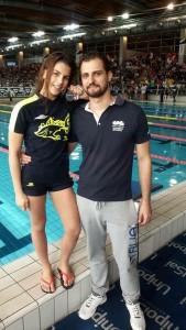 Fabrizio Addamiano e Adriana Compierchio