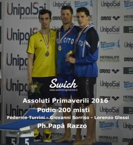 Turrini, Sorriso, Glessi - ph.Marco Razzetti