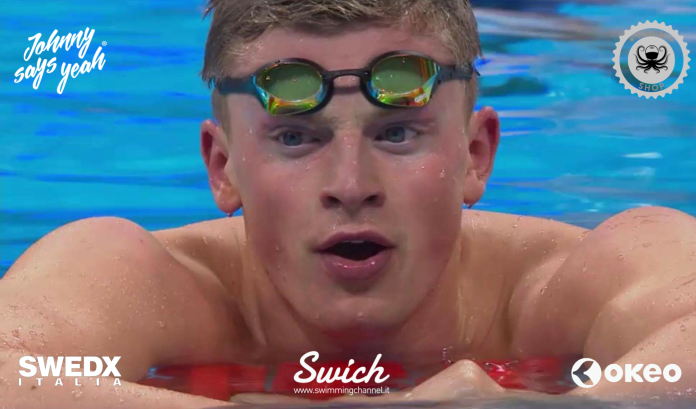 Adam Peaty - World Record 100 Breastroke - Rio 2016 -