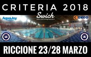 Criteria 2018 Riccione