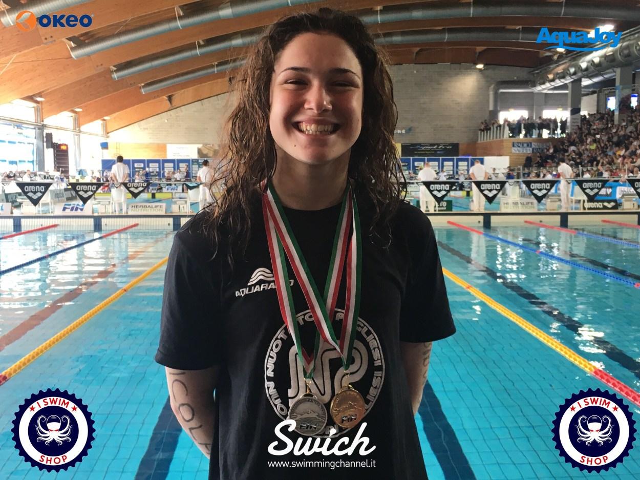 Benedetta Pilato - PH. iSwim Shop - Swimming Channel