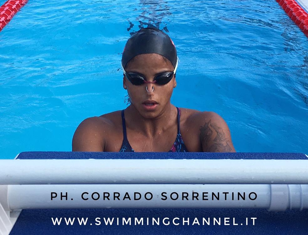 5c3689a9664e Non sarà una campionessa del mondo per nulla, EtieneMadeiros dal Brasile ha  appena siglato nello stadio del nuoto di Roma una gran bella prestazione  nella ...