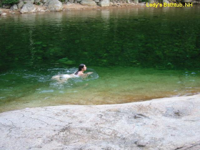 SwimmingHolesinfo New Hampshire Swimming Holes And Hot