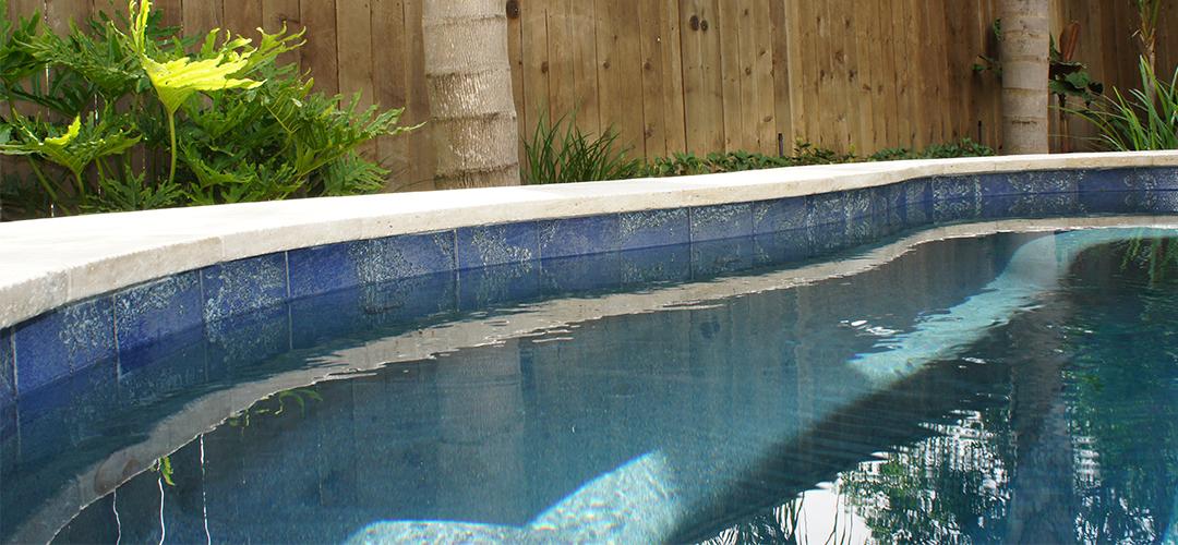 pool tile maintenance pool care