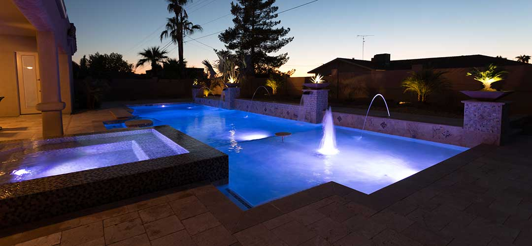 guide to pool lights led fiberoptic solar pool lights