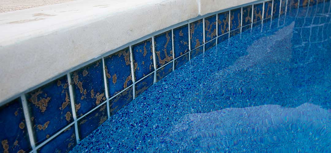 all about pool tile products types