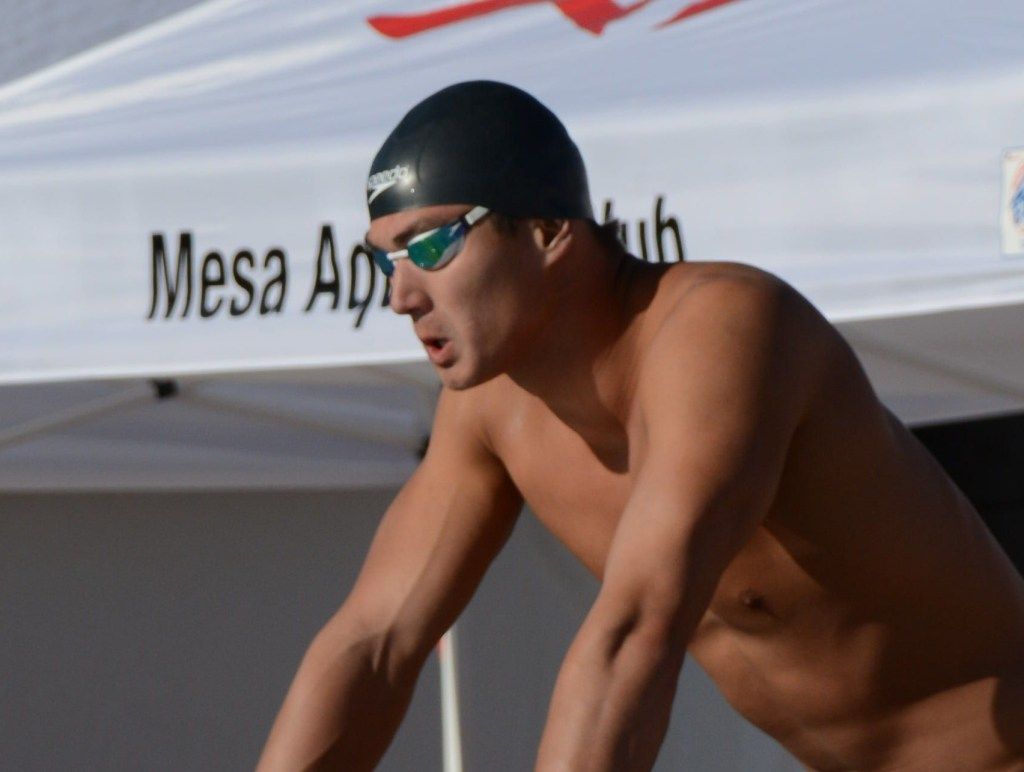Nathan Adrian Inspiratory Muscle Training