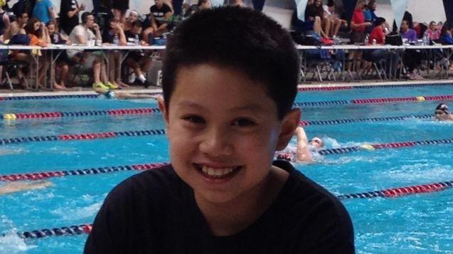 Ethan Dang, King Aquatic Club NAG record breaker