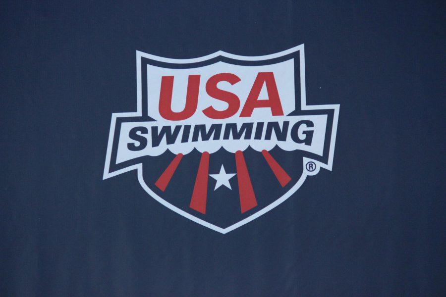 USA Swimming logo