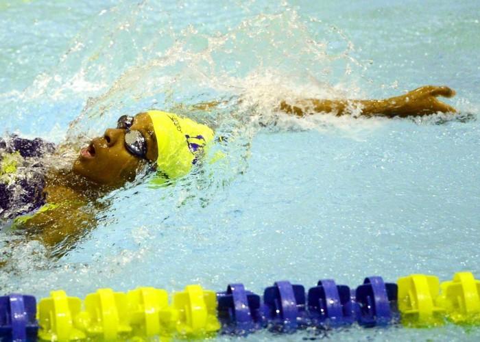Atlantic 10 Conference Swimming