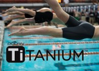 Dolfin Swimwear Titanium