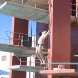 California Swimming vs. Arizona