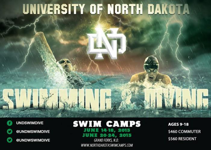 University of North Dakota Swim Camp