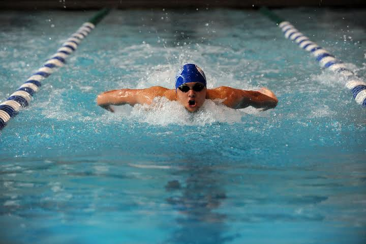Wheaton Swimming and Diving vs WPI.-Photo by Keith Nordstrom
