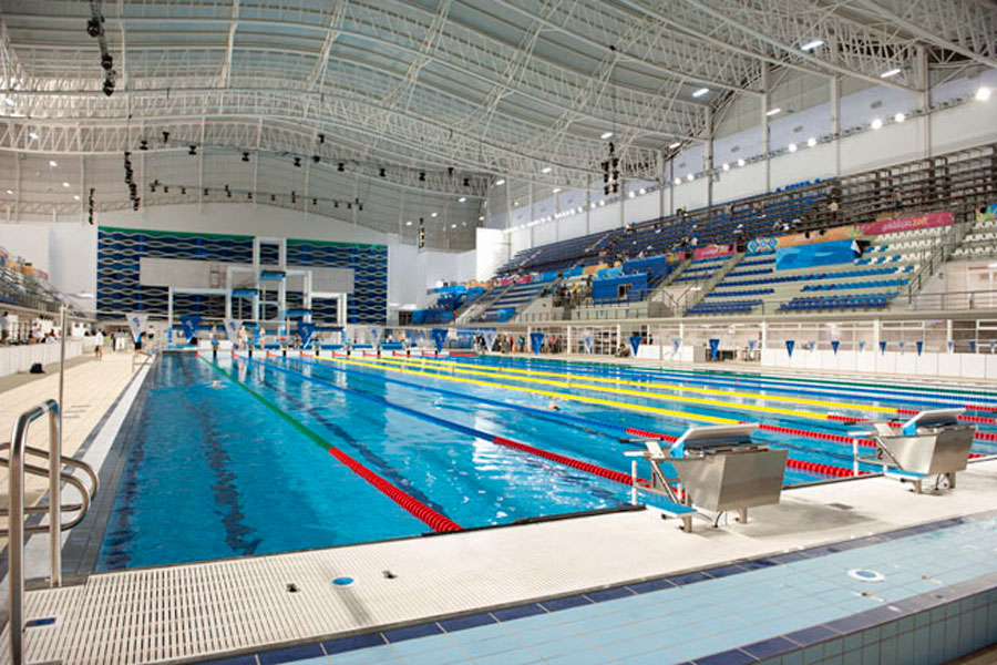 Guadalajara pool 2017 fina world championships