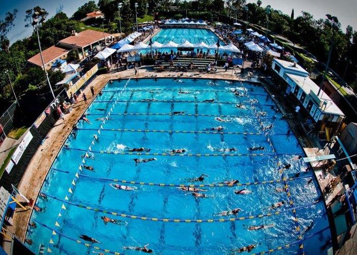 Mission Viejo pool Marguerite Aquatic Complex