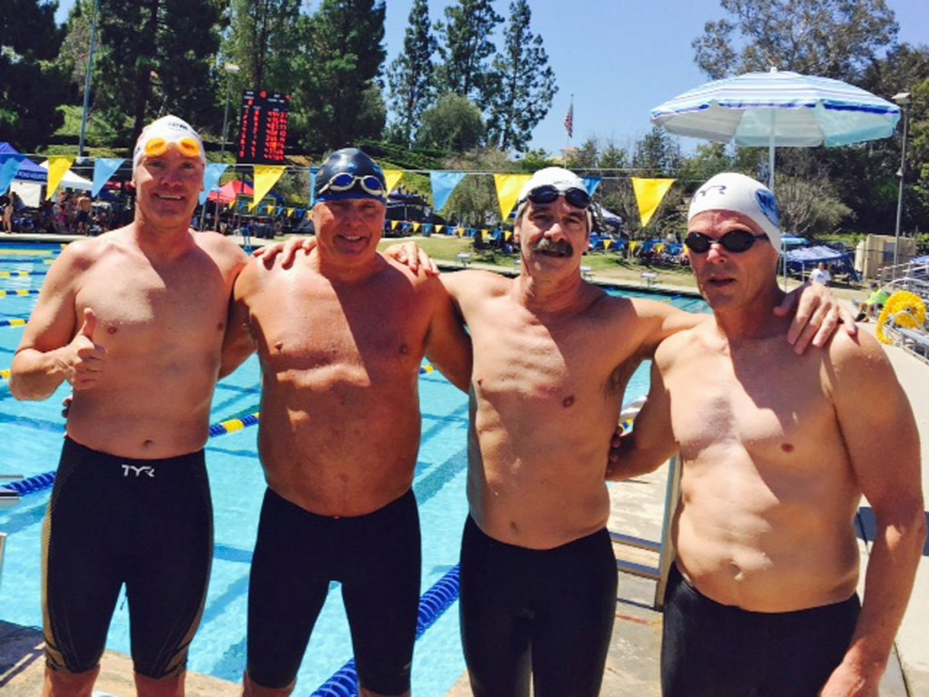 Ventura County Masters 2015 relay