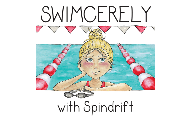 Swimcerely With Spindrift