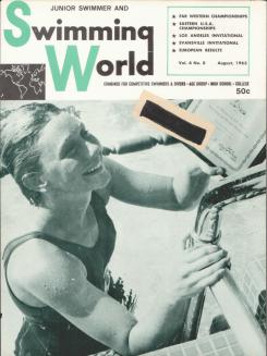 swimming-world-magazine-august-1963-cover