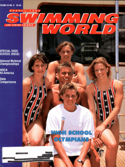 swimming-world-magazine-august-1992-cover