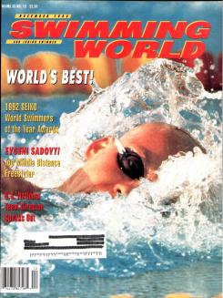 swimming-world-magazine-december-1992-cover