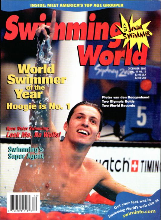 swimming-world-magazine-december-2000-cover
