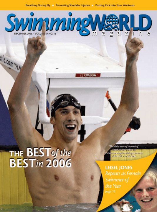 swimming-world-magazine-december-2006-cover