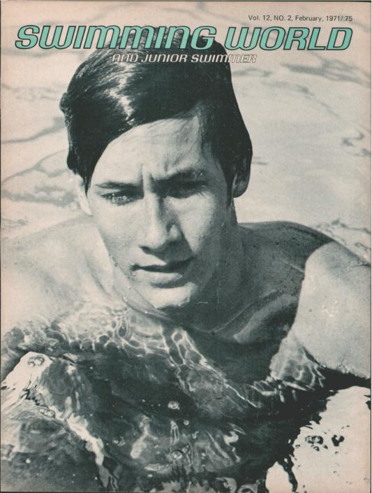 swimming-world-magazine-february-1971-cover