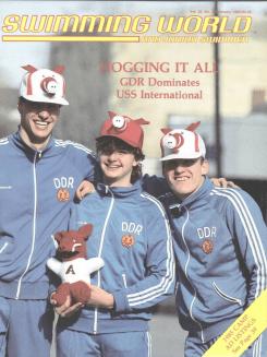 swimming-world-magazine-february-1985-cover