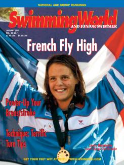 swimming-world-magazine-january-2005-cover