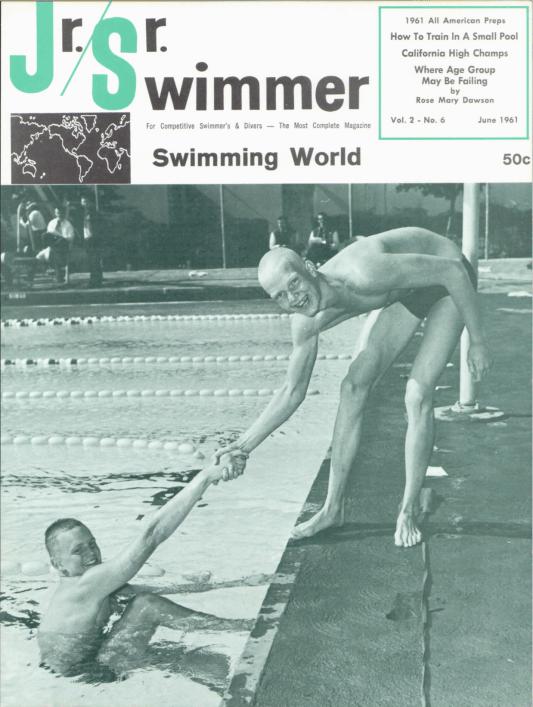swimming-world-magazine-june-1961-cover
