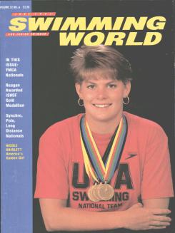 swimming-world-magazine-june-1991-cover
