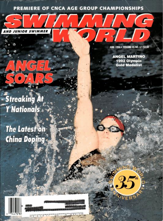 swimming-world-magazine-june-1994-cover