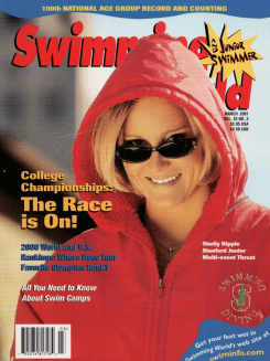 swimming-world-magazine-march-2001-cover