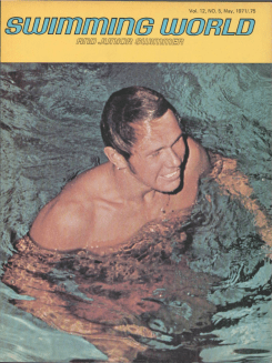 swimming-world-magazine-may-1971-cover