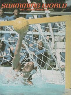 swimming-world-magazine-november-1974-cover