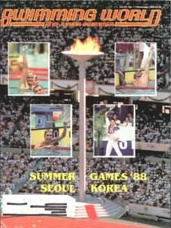 swimming-world-magazine-november-1988-cover