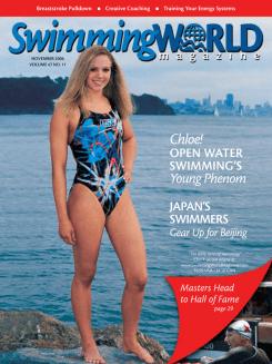 swimming-world-magazine-november-2006-cover