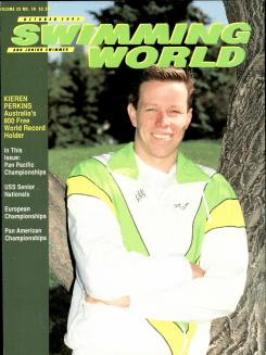 swimming-world-magazine-october-1991-cover