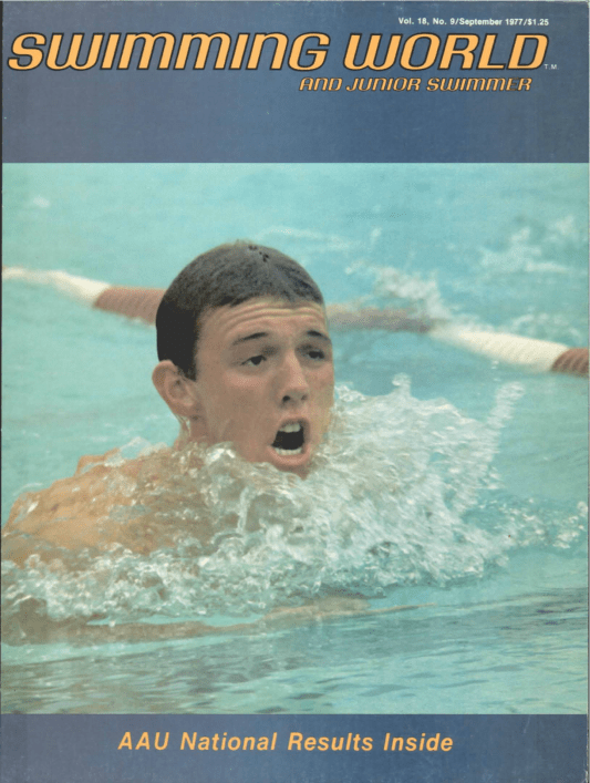swimming-world-magazine-september-1977-cover