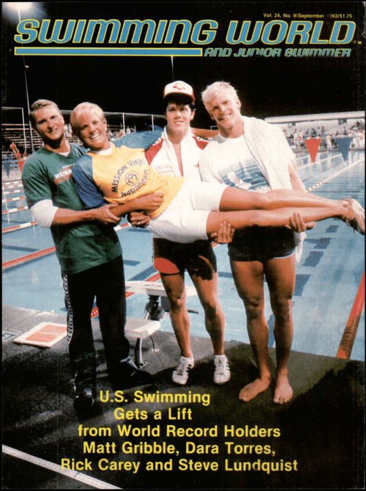 swimming-world-magazine-september-1983-cover