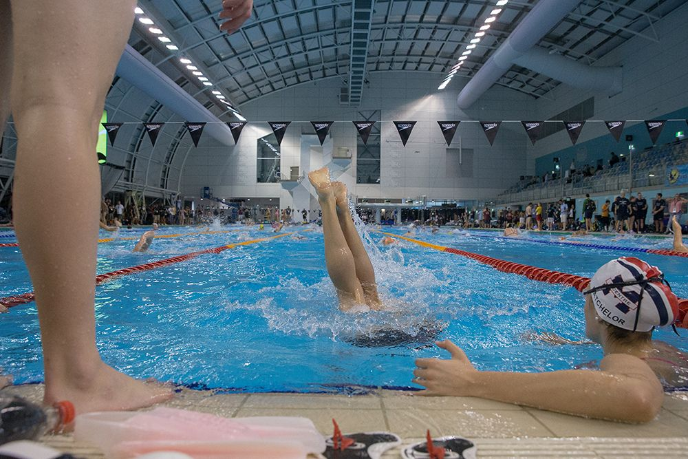 swims in the 2016 Australian Swimming Championships, Day 3 at the SA Aquatic & Leisure Centre in Adelaide onFriday, April 8, 2016 in Sydney, Australia. (Photo by Steve Christo)