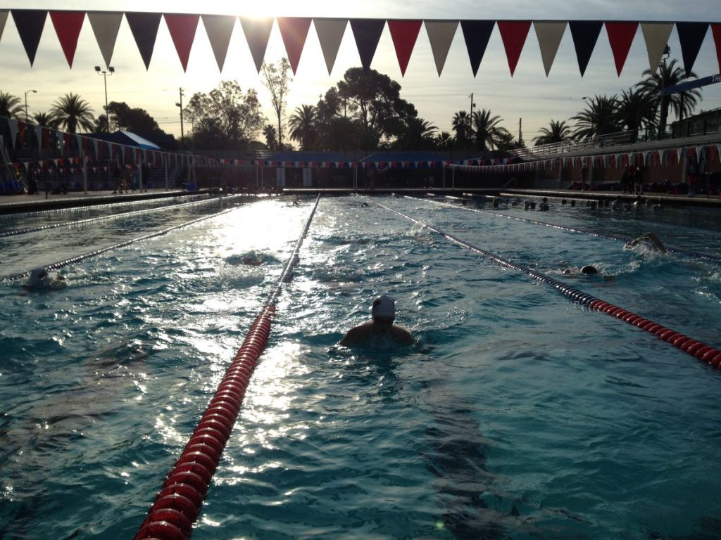 morning-long-course-outside-pool