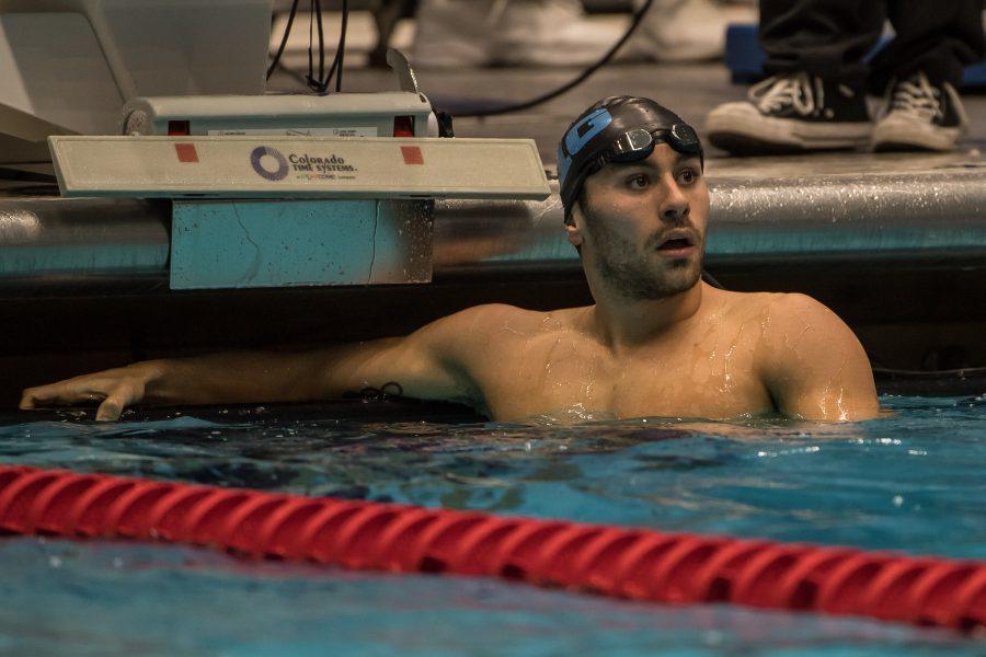 Blake Pieroni Upsets Training Partner Zane Grothe in 200 Free at TYR Pro Swim Series in Bloomington - Swimming World News