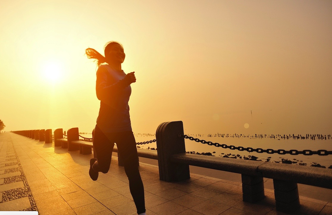 A Swimmer's Guide to Running: From Water to Land
