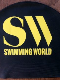 Swimming World Training Cap